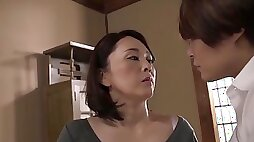 Hot japonese mother in law