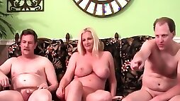 Granny And Her Friends Know How To Have Orgy