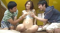 The Young Boy Makes Love to bang With His Friends Older Sister