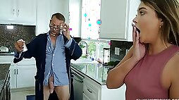 Great looking chick Dakota Knight got her crack fucked from behind