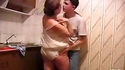 Having enjoyment with my sexually excited aunt. Real hidden livecam