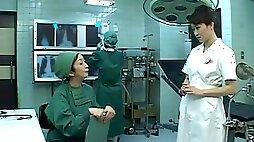 Cosplay Porn Asians Nurses Cosplay Japanese MILF Nurse Fucked Doctors Office