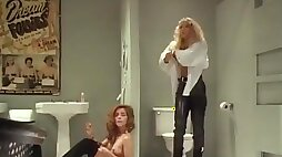 Some retro porn group sex with some hot actresses
