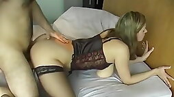 I fucked a milf with huge round tits I met Few Days Before