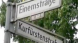 German street whore in Berlin