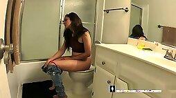 Fart fantasy toilet farts voyeur edition 18