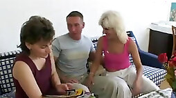 Rectal Action With Hot Mature And youthfull stud
