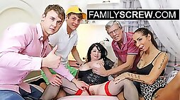 How I met your stepmother FamilyScrew