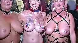 Kinky Street Fantasy Fest Pre Festival Party Key West Florida Last Night NebraskaCoeds