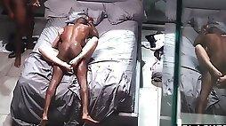 BLACKED Alina Has Kinky Sex With Huge BBCs